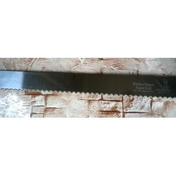 Кондитерский нож 49 см. крупные зубья