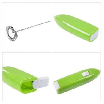 Пеновзбиватель (мини миксер)  для молока, капучино, латте на батарейках