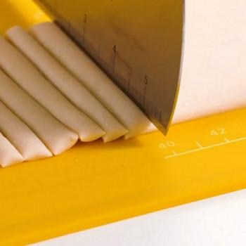 Коврик силиконовый 70х70 см с разметкой (толщина 3мм)