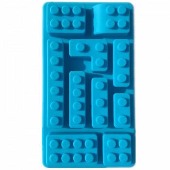 Силиконовая форма конструктор LEGO 2