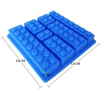 Силиконовая форма конструктор LEGO 3