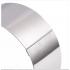 Набор колец для выпечки из 4 шт v-10см (d-18, 20, 22, 24 см.)