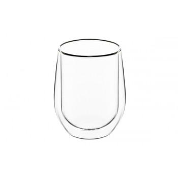 Набор стаканов Ardesto 250 мл (2 шт) с двойными стенками AR2625G