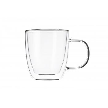 Набор чашек Ardesto 310 мл (2 шт) с двойными стенками AR2631GH
