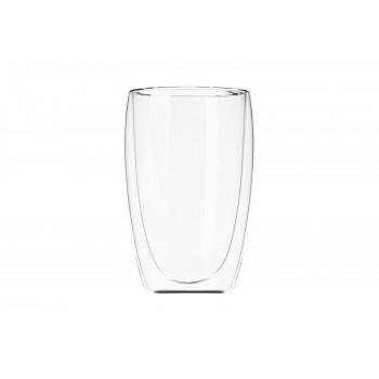 Набор стаканов Ardesto 450 мл (2 шт) с двойными стенками AR2645G