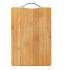 Доска разделочная бамбуковая 26х36 см