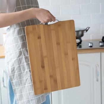 Доска разделочная бамбуковая 32х45 см