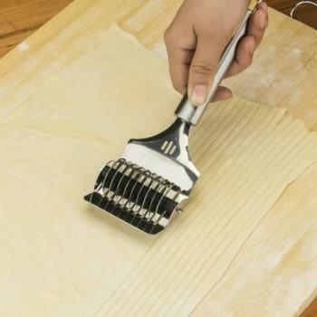 Роликовый нож для нарезки лапши, теста