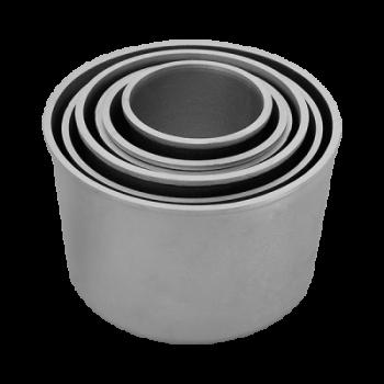 Форма для пасхи алюминиевая 1,5 л