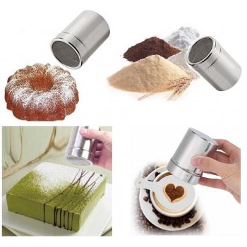 Емкость (диспенсер) для сахарной пудры, какао, корицы №2