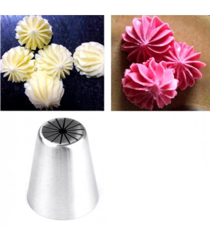 Кондитерские насадки «Цветок-5»