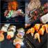 Набор антипригарных тефлоновых ковриков гриль, барбекю  3 листа 40х33 см