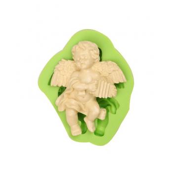 Молд силиконовый Ангел 1