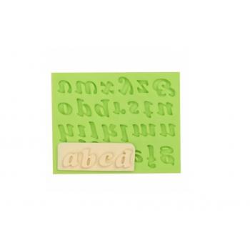 Молд силиконовый Английский алфавит прописные