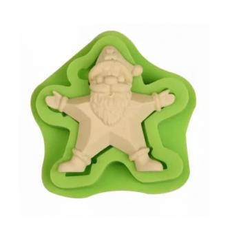 Молд силиконовый Дед Мороз