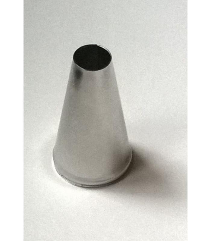 Кондитерская насадка трубочка для крема
