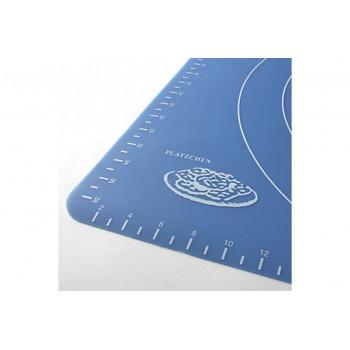 Коврик силиконовый 70х70 см с разметкой