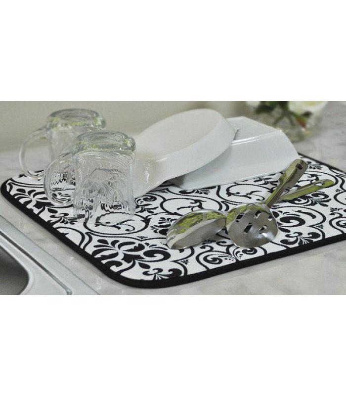 Коврик - полотенце для сушки посуды