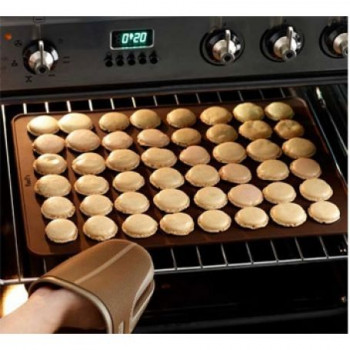 Коврик силиконовый 48 ячеек для выпечки макаронс